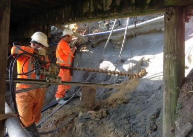 Case Studies – Grouting Services | Construction Company