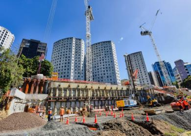 Grouting Services | Construction Company Auckland | Civil