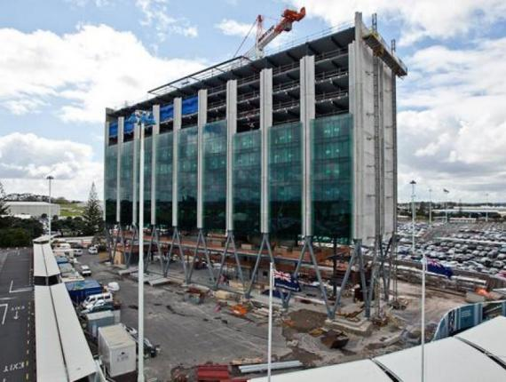 Novotel Auckland Airport – Grouting Services | Ground